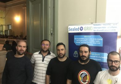 Celebrating Researchers' Night in Athens