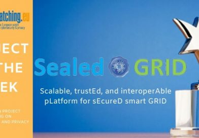 "Cyberwatching Announced SealedGRID ""Project of the Week"""