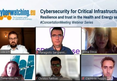 SealedGRID Participated on Cybersecurity for Critical Infrastructures Webinar
